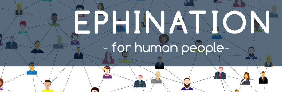 EPHINATION - for human people Cover Image